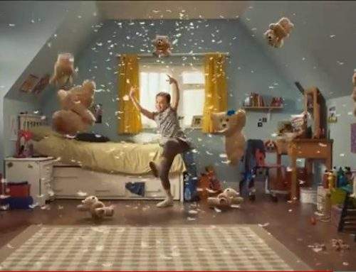 Weetabix Chocolate Dubstep Cereal Commercial